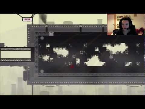 Let's Play Super Meat Boy #5: Rennen gegen Kackstück!