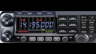 The new Yaesu FT 818