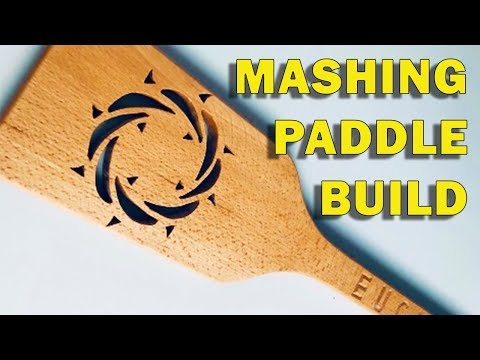 Mashing Paddle Or Spanking Paddle??