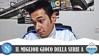 """Sono deliziato: """"IL NAPOLI TI FA AMARE IL CALCIO"""" Napoli-Lazio 2-1"""