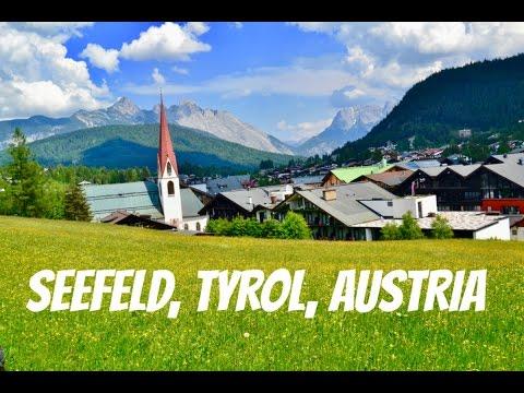 SEEFELD VILLAGE || TYROL || AUSTRIA