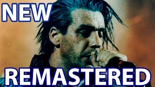 Rammstein LIVE Offenbach Am Main Stadthalle Germany 1997 10 12 AUDIO PHOTOS REMASTERED