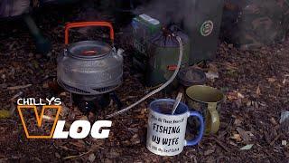 ***CARP FISHING TV*** Chilly's Vlog 9