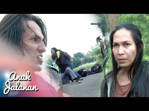 Rio gak kapok diserang anak buahnya Chandra [Anak Jalanan] [7 Des 2015]