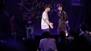 OG-ANIC VS LUIS @K Battle 2017 (Korat)