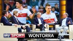 Krisenherd Stuttgart: Schafft der VfB die Wende? | Wontorra – der o2 Fußball-Talk | Sky Sport HD