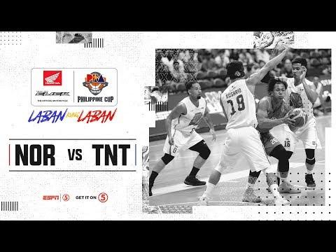 PBA: NorthPort vs. TNT (Live Streaming) - March 24, 2019