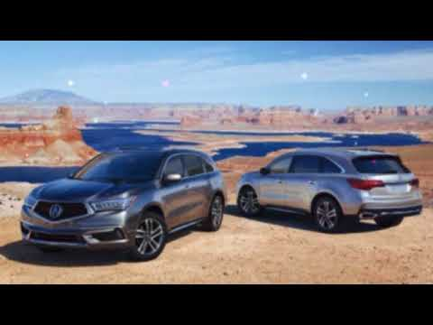 Acura MDX PricingRelease DateReview YouTube - 2018 acura mdx price