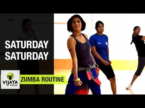 Zumba Routine on Saturday Saturday Song |...