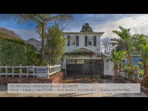 Manhattan Beach Real Estate  Open Houses: March 56, 2016  MB Confidential