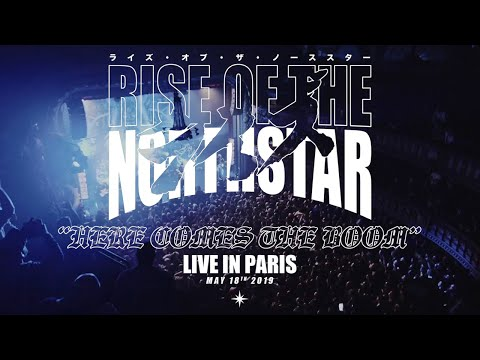 Rise Of The Northstar - Here Comes The Boom [live] (official)