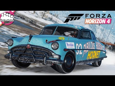 FORZA HORIZON 4 #183 - Der fabelhafte Hudson Hornet - Let's Play Forza Horizon 4 thumbnail