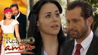 Resumen: ¡Luciana le pone un alto a Rodrigo! | Un refugio para el amor - Televisa