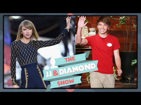 Taylor Swift, Alex From Target and Bradley Steven Perry on The JJ & Diamond Show