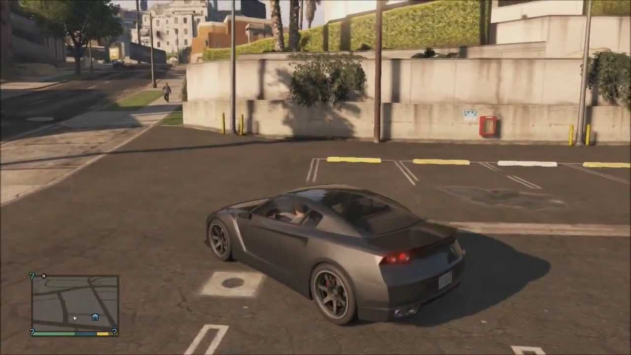 gta 5 nissan gtr location youtube. Black Bedroom Furniture Sets. Home Design Ideas