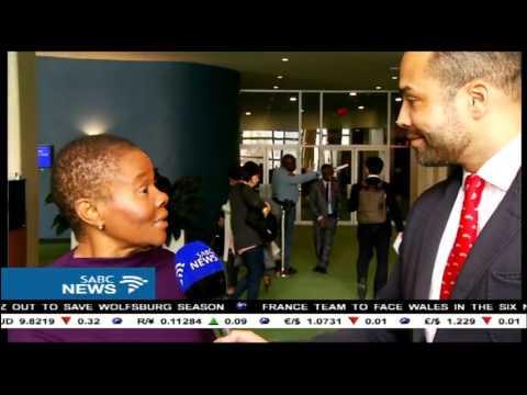 Minister Shabangu on narrowing industry gender gap at Women's conference