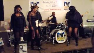 Ball & Chain by Jesi Terrell band @ DC Blues Society Battle of the Bands 2013