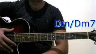 Gitar Dersi - Sen Sevda Mısın (Buray)
