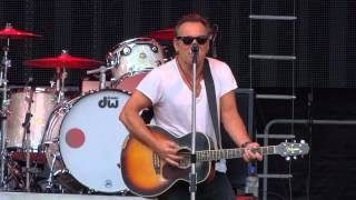 Bruce Springsteen - Burning love - Paris 29.6.2013