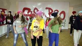Hip-hop dance beginners, Sis n Bro