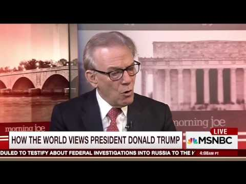 Washington Post's David Ignatius Says Trump Is Right, Germany Should Spend More On Defense & NATO