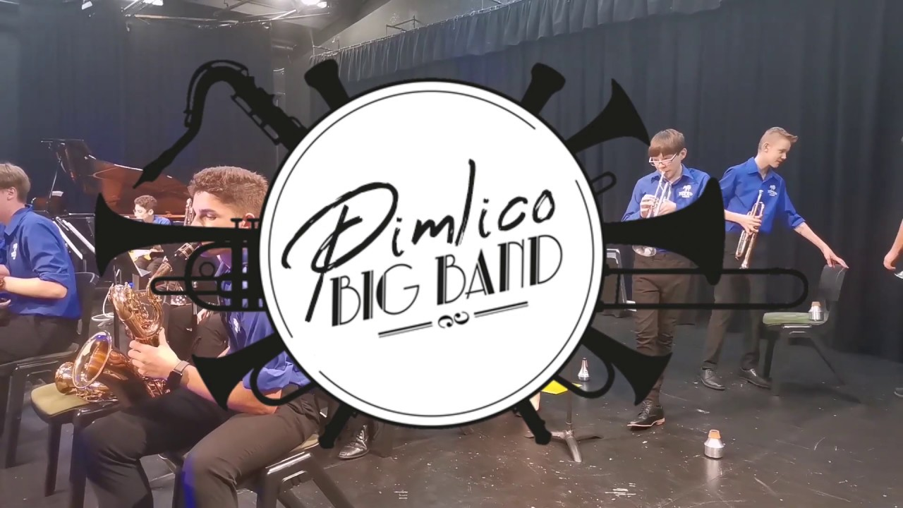 Pimlico Big Band Concert - 5 June 2020
