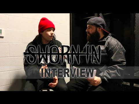 Sworn In Interview | The Lovers / The Devil In Detail