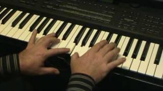 Como tocar merengue  FACIL!!! base de piano1 Jimmy alvarez
