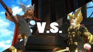 Thor: The Dark World - Odin BOSS Battle Ending [Let's Play] [Gameplay] [HD]