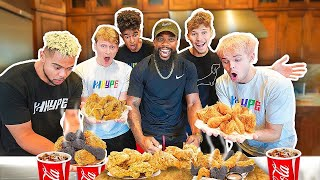 Who Makes The Best Fried Chicken In 2Hype?!