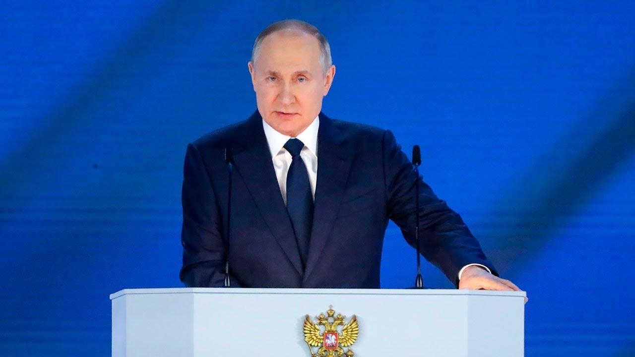 Выплаты и развитие страны: какие темы затронул Путин в Послании Федеральному Собранию