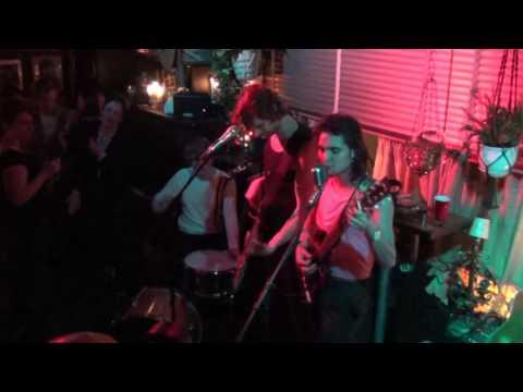 Jett Rebel Belle Reve Live In Your Living Room NYC Festival Nov 24 2015