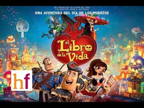 Cine para niños: 'El libro de la vida' - YouTube
