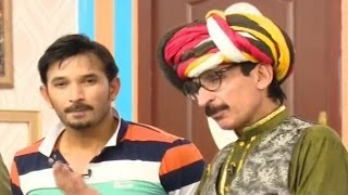 Sawa Teen with Iftikhar Thakur 24 April 2016 |  Comedy Show