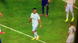 Real Madrid vs Fiorentina • Friendly • FAKE Cristiano Ronaldo Pitch Invader ||HD||