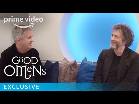 Good Omens - Featurette: Casting Benedict Cumberbatch | Prime Video Mp3