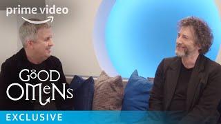 Good Omens - Featurette: Casting Benedict Cumberbatch | Prime Video