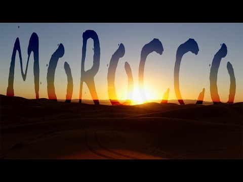 ★ Morocco ★ Fly & Drive ★ GoPro 4 Silver ★ 1080p HD ★