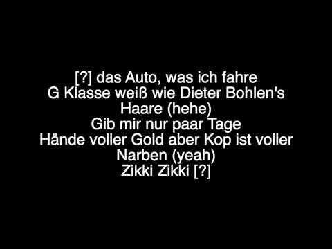 LOREDANA – Eiskalt feat. Mozzik (Official Lyrics)
