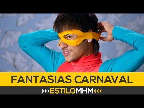 ⚫ Fantasias criativas para o Carnaval 2018