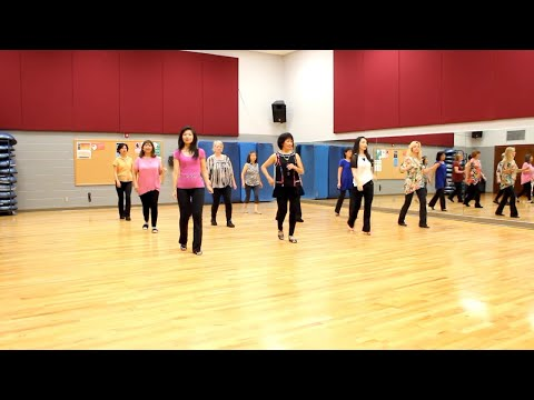 A Complete Change! - Line Dance (Dance & Teach in English & 中文)