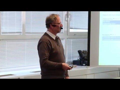 IUCLID Substance Data by Joachim Schneider-Reigl, Clariant