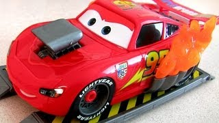CARS Klip Kitz Fiery Lightning Mcqueen Disney Tomica TakaraTomy Buildable Toys Pixar how-to
