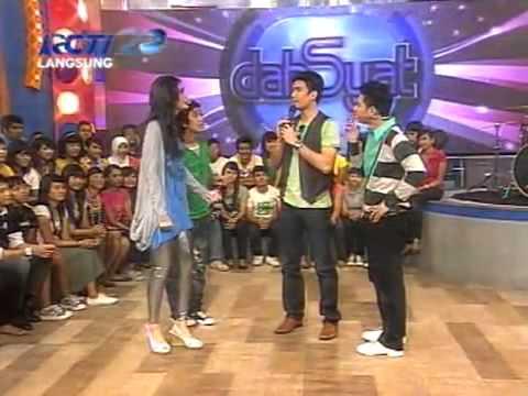 Christian Bautista on Dahsyat Singing The way You Look at Me13 02 2009