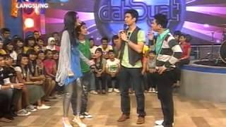 Christian Bautista on Dahsyat Singing The way You Look at Me   13 02 2009