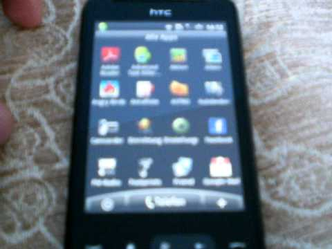 HTC HD Mini/Photon Android 2.2 [ANGRY BIRDS TEST]