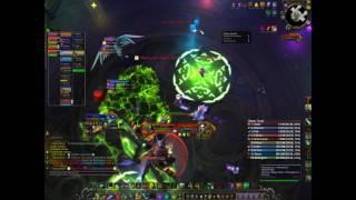 World of Warcraft Legion  Mitico Taecontrius FIRST TRY DH 915 TANK