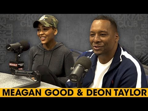 Meagan Good & Deon Taylor On The Making Of 'The Intruder' + More