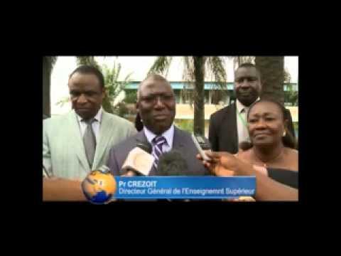 BTS 2014 (Brevet de Technicien Supérieur) en Côte d'Ivoire