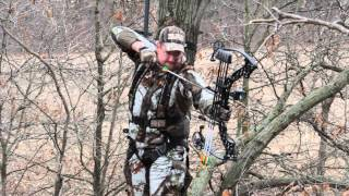 Practicing from Blinds and Tree Stands - Deer Hunting Video Tips